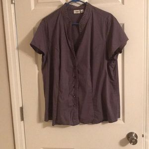 Cato Blouse Grey